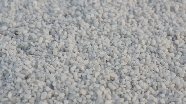 Kamienie do akwarium Bianco Carrara