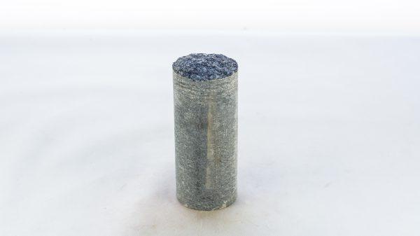 palisada granitowa walec