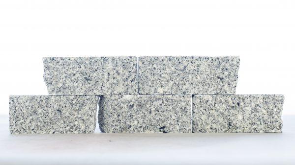 cegiełka elewacyjna granitowa łupana